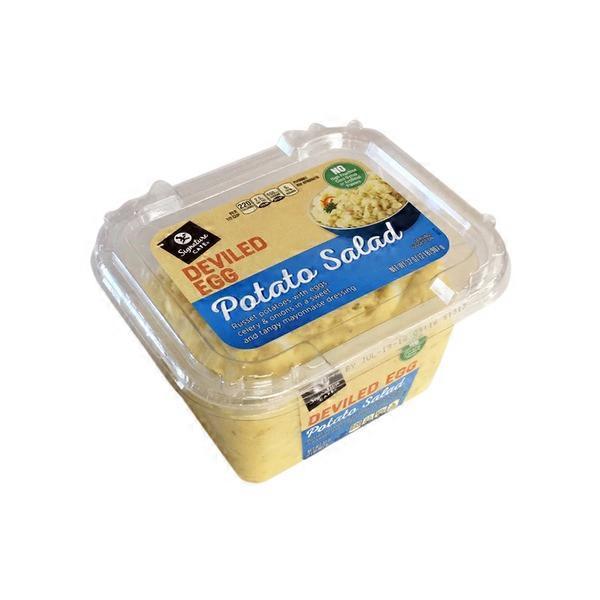 Signature Cafe Deviled Egg Potato Salad (32 oz) from Vons - Instacart