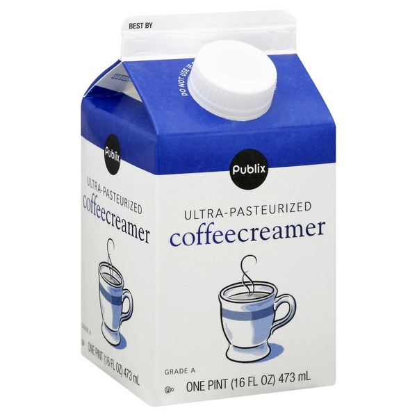 Publix Coffeecreamer (16 fl oz) from Publix - Instacart