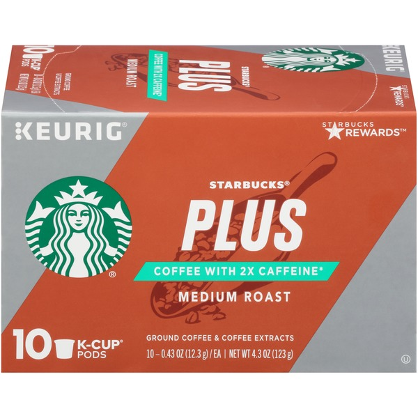 4fc569e5d4b Keurig Starbucks Ground Coffee & Coffee Extracts (0.43 oz) from ...