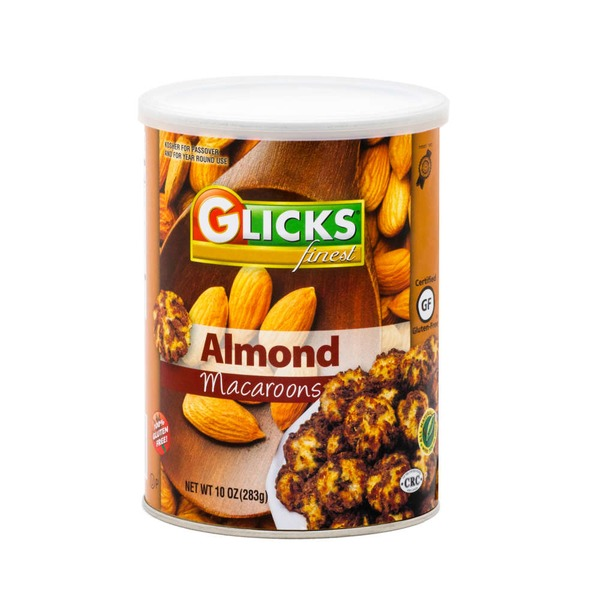 Image result for Glicks's Almond Macaroons - Whole Foods