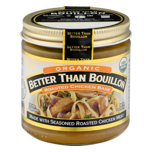 Better Than Bouillon Organic Roasted Chicken Base