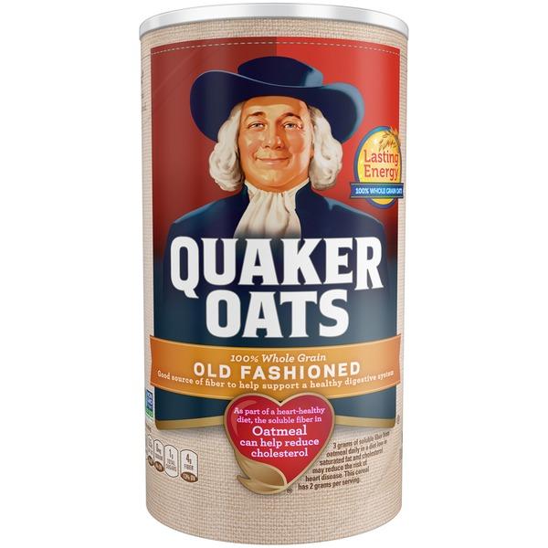Quaker Oats Old Fashioned Oats