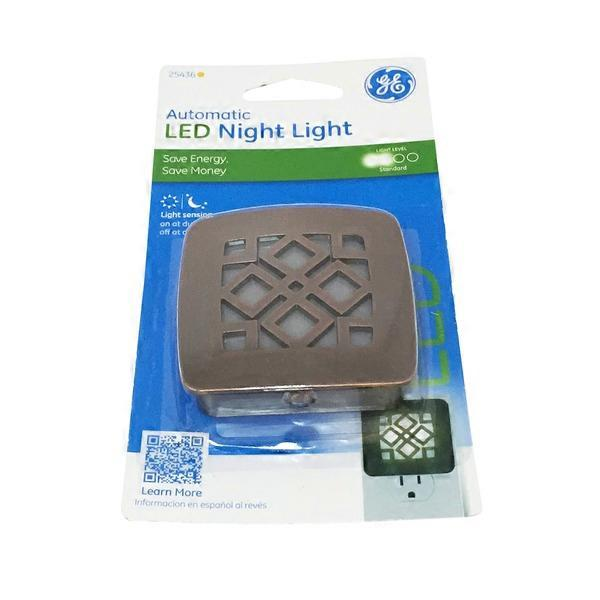 Ge Automatic Led Night Light 1 Each From Fry S Instacart