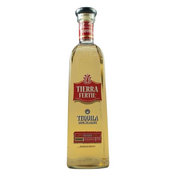 Tierra Fertil 100 Agave Reposado Tequila 1 75 L From Abc Fine