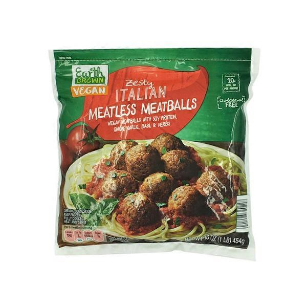 Image result for aldi vegan meatballs