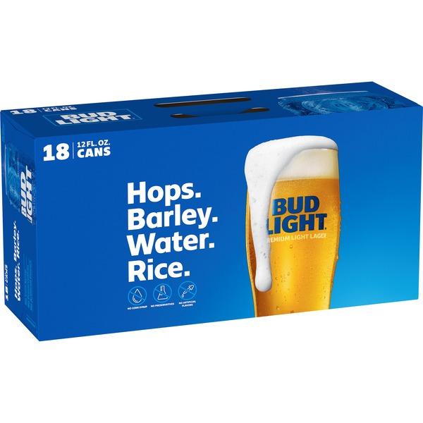 Bud Light Beer (12 fl oz) from Smart & Final - Instacart