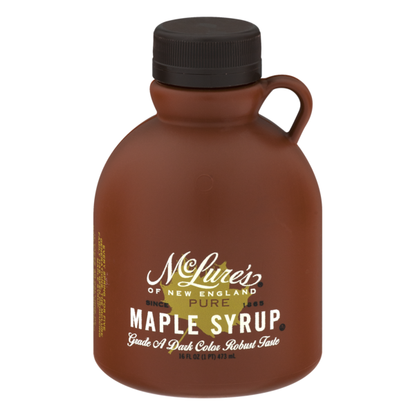 8408c416602 McLure s of New England Pure Maple Syrup (16 fl oz) from Stop   Shop -  Instacart