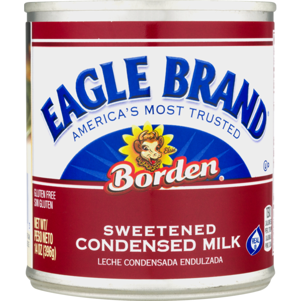 Eagle Brand Borden Sweetened Condensed Milk (14 oz) from Key