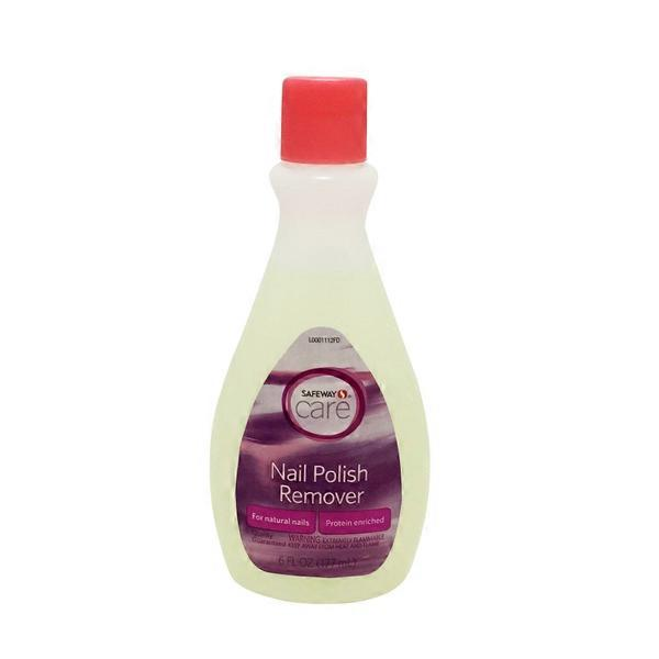Signature Care Nail Polish Remover from Tom Thumb - Instacart