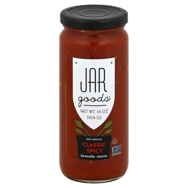 Jar Goods Tomato Sauce, Very Special, Classic Spicy