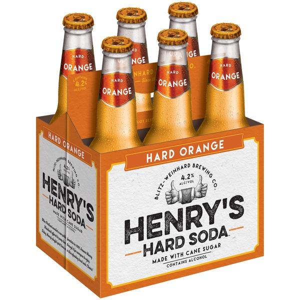 Is Henrys Hard Soda Gluten Free