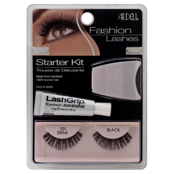 d152072bfed Ardell Fashion Lashes Starter Kit Black 101 from Fry's - Instacart