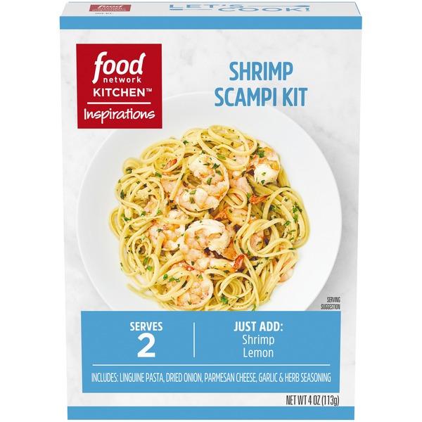 Food Network Kitchen Inspirations Shrimp Scampi Kit (4 oz