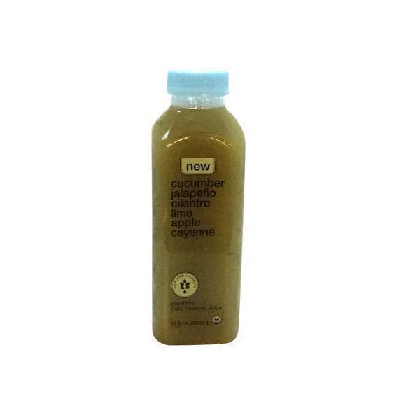 Blueprint juice cucumber jalapeno juice 16 fl oz from whole blueprint juice cucumber jalapeno juice malvernweather Choice Image