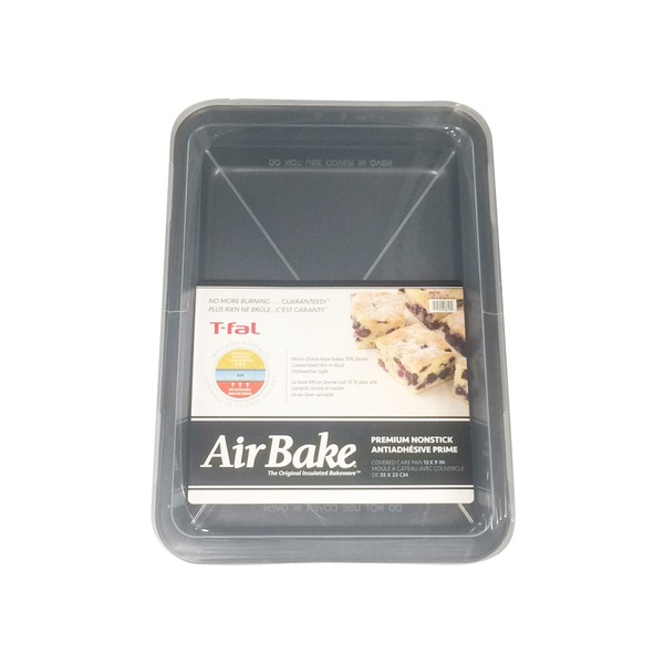 T Fal Cake Pan Covered Nonstick  Inch