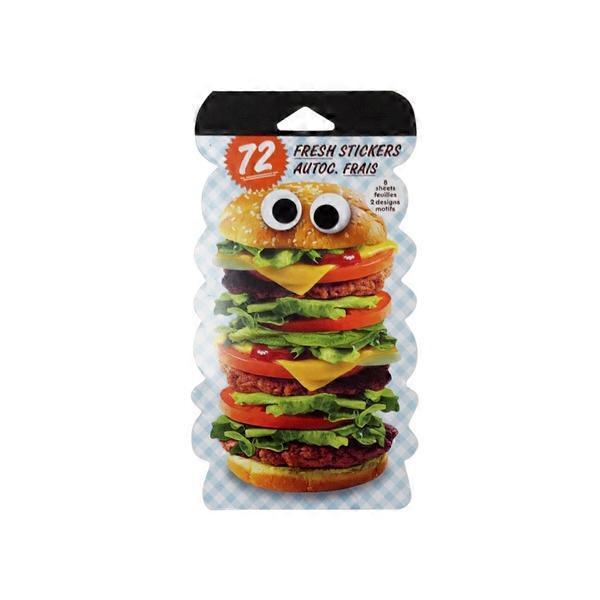 American greetings fun food sticker sheets from kroger instacart american greetings fun food sticker sheets m4hsunfo