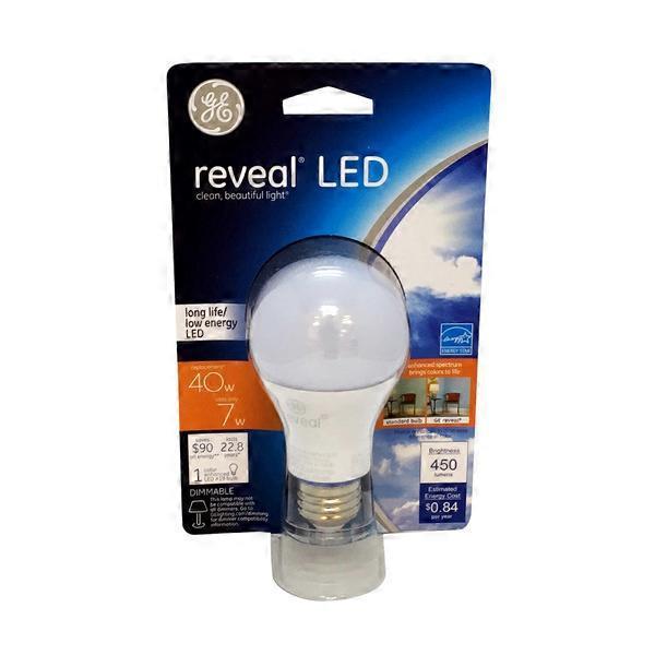 Latest General Electric Reveal 40 Watt LED Light Bulb HD - Beautiful ge led light bulbs Model