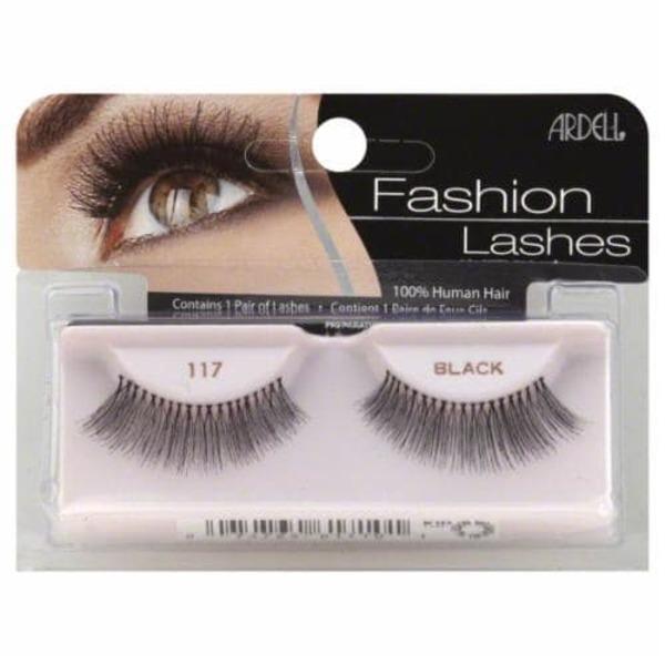 c1e5e8fe800 Ardell Fashion Lashes, Black 117 (1 ct) from CVS Pharmacy® - Instacart