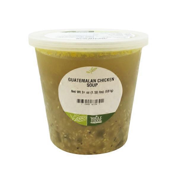 Whole Foods Guatemalan Chicken Soup Recipe