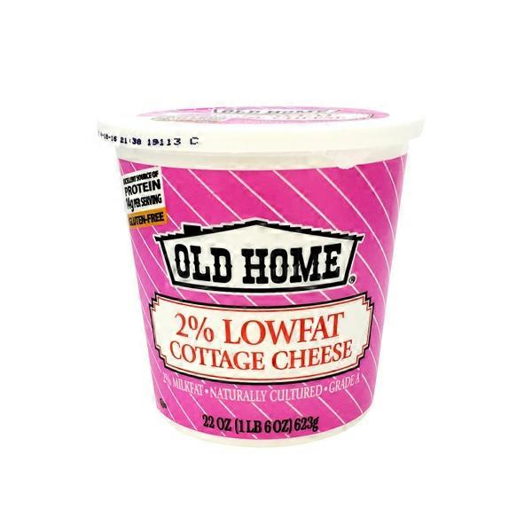 Old Home 2% Low Fat Cottage Cheese