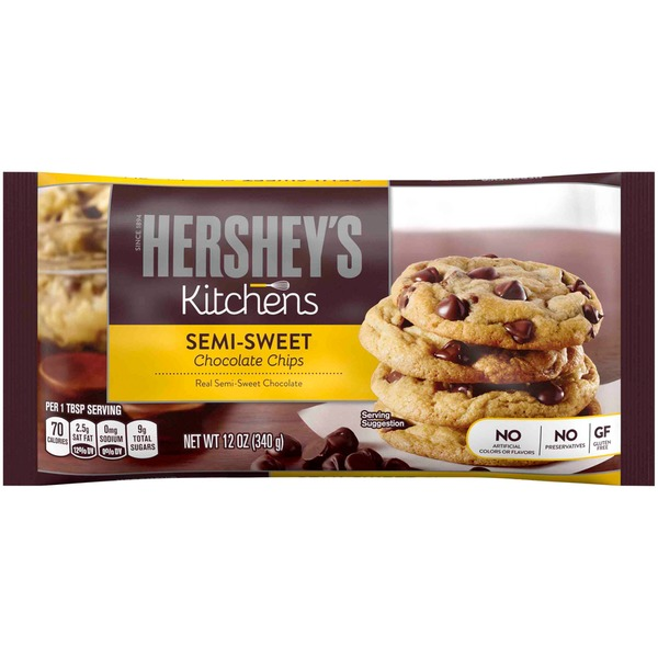 Hershey\'s Kitchens Semi-Sweet Chocolate Baking Chips from Safeway ...