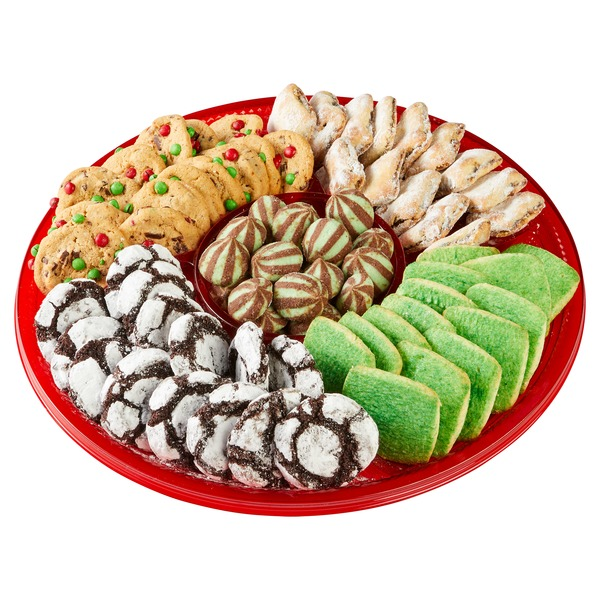 Kirkland Signature Holiday Cookies Tray 86 Ct From Costco Instacart