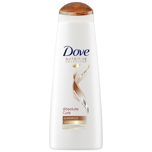Dove Shampoo Absolute Curls (12 oz) from Fred Meyer - Instacart