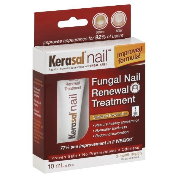 Kerasal Nail Advanced Formula Fungal Nail Renewal Treatment from CVS ...