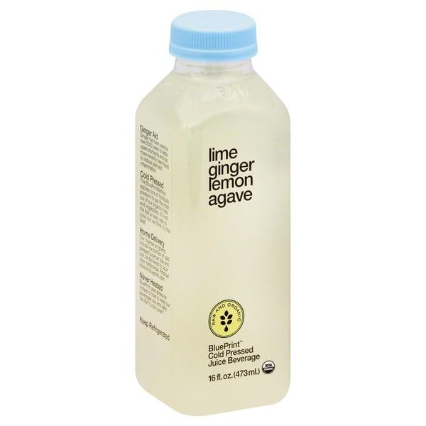 Blueprint juice lime ginger lemon agave cold pressed juice beverage blueprint juice lime ginger lemon agave cold pressed juice beverage malvernweather Gallery