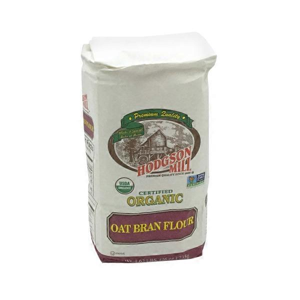 Hodgson Mill Organic Oat Bran Flour from Food Lion - Instacart