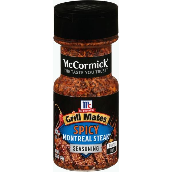 McCormick® Grill Mates® Spicy Montreal Steak Seasoning (3 12