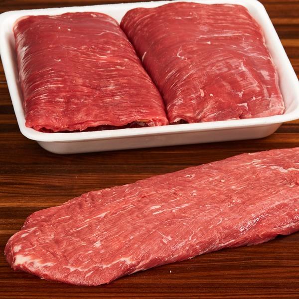 kirkland signature usda choice beef flank steak each from costco