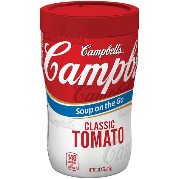 Campbells Soup On The Go Classic Tomato SOUP from Rouses Markets