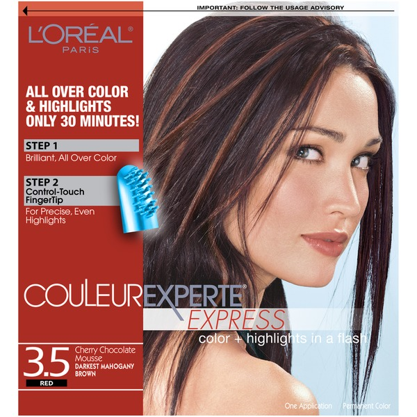 Couleur Experte Express Red Cherry Chocolate Mousse Darkest