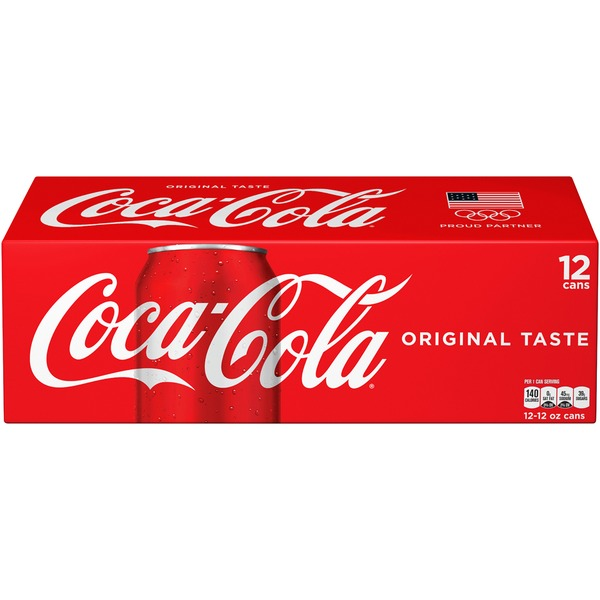 Coca-cola Cola (12 fl oz) from Giant Food - Instacart