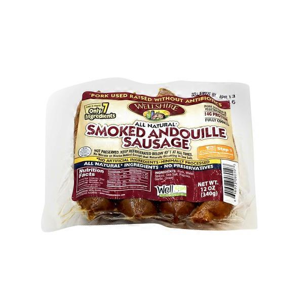 Whole Foods Andouille Sausage