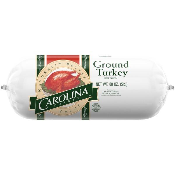 Carolina Turkey Ground Turkey