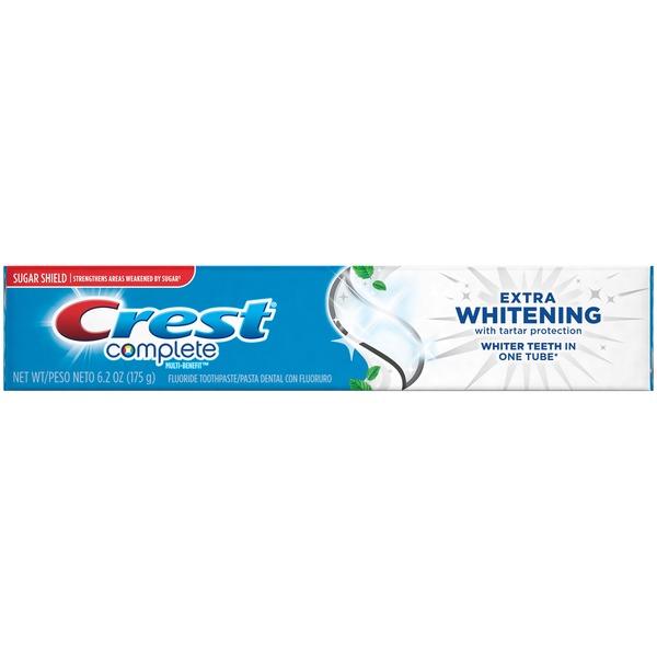 Crest Extra Whitening Toothpaste