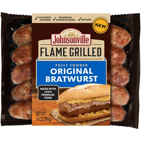how to cook johnsonville brats in the oven
