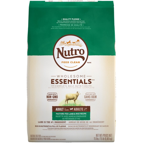 Nutro feed clean wholesome essentials pasture fed lamb rice recipe nutro feed clean wholesome essentials pasture fed lamb rice recipe adult 1 years forumfinder Images