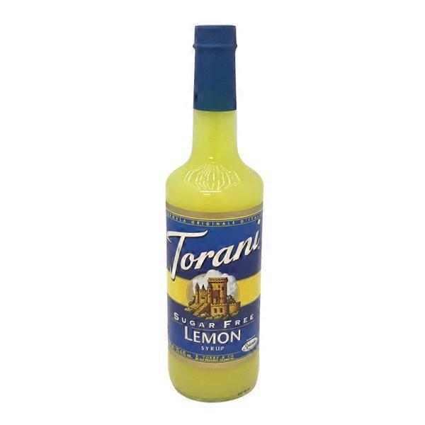 Torani sugar free lemon syrup 750 ml from smart final instacart - Five smart uses of sugar ...