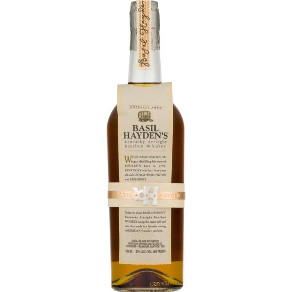 basil hayden s kentucky straight bourbon whiskey