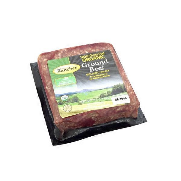 Nature S Rancher Grass Fed Beef