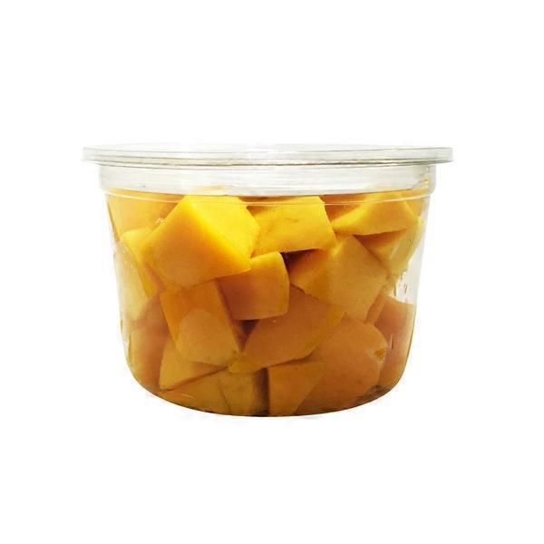 Produce og organic fresh cut mango chunks from whole foods market produce og organic fresh cut mango chunks ccuart Choice Image