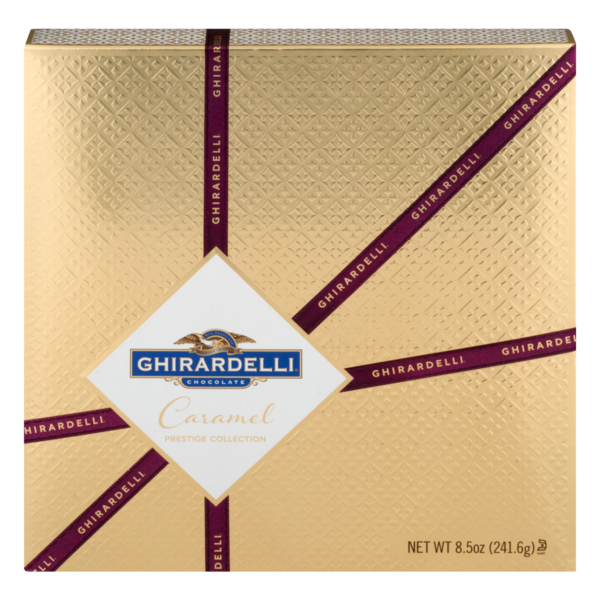Ghirardelli Chocolate Chocolates Caramel Prestige Collection