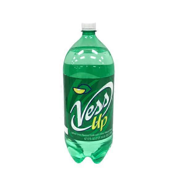 Vess Up Lemon Lime Flavored Soda From Schnucks Instacart
