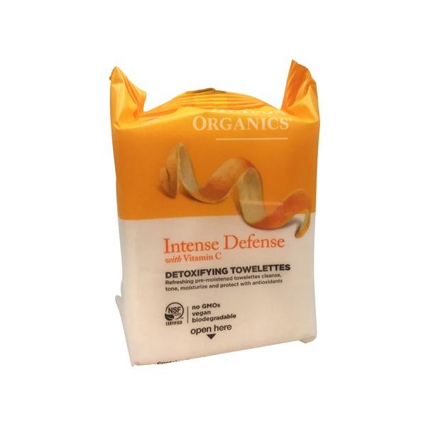 Avalon Organics Detoxifying Towelettes