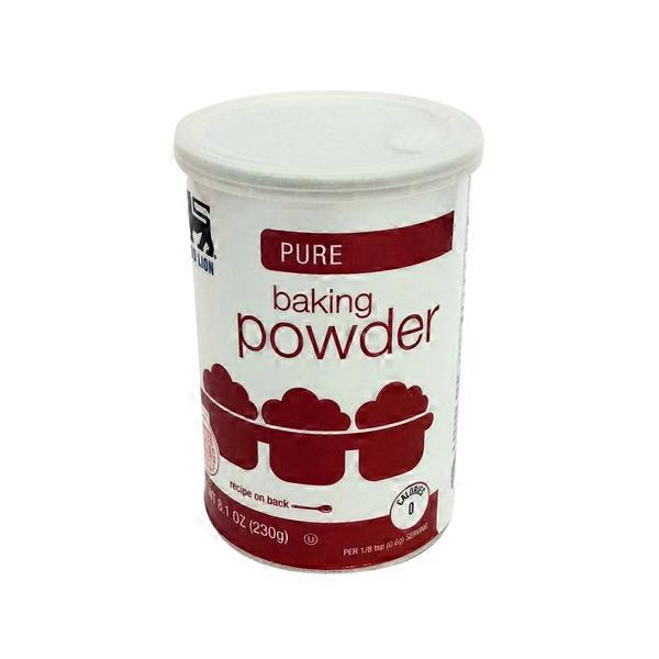 food lion pure baking powder 8 1 oz from food lion instacart