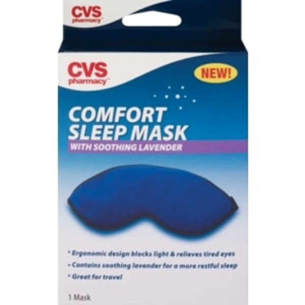 Lavender Mask Sleep Comfort Instacart With each Cvs - Soothing