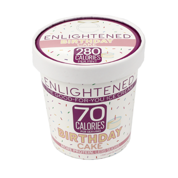 Enlightened Birthday Cake Pint 10 Pt From Jewel Osco